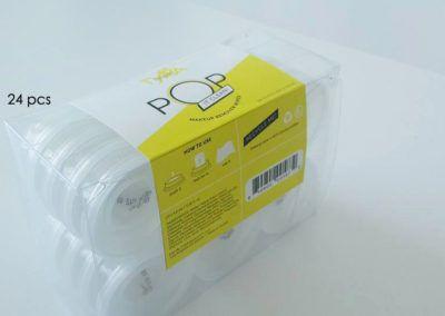 Envase 24 unidades toallitas encapsuladas